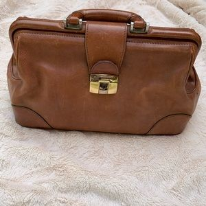 Other - Pontevecchio Italian leather doctors bag